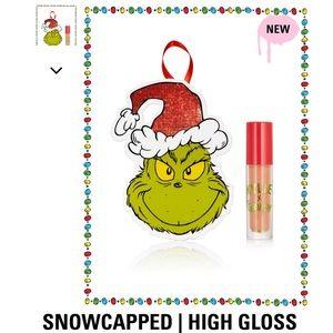 Kylie x Grinch Snowcapped High Gloss